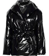 mary down jacket gevoerd jack zwart gina tricot