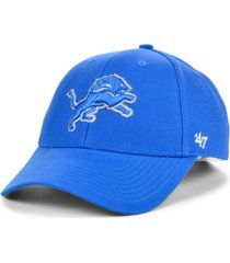 '47 brand detroit lions mvp cap