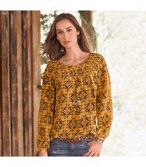 anne blouse