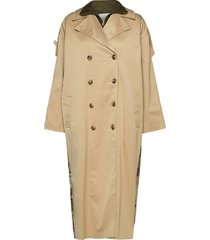 ricci coat trench coat rock beige notes du nord