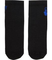 off-white socks with logo