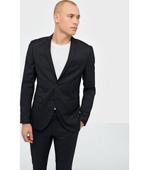 premium by jack & jones jprsolaris blazer noos kavajer & kostymer svart