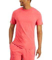 club room men's pajama t-shirt, created for macy's
