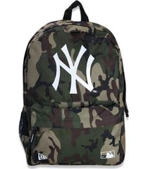 mochila new era basica new york yankees mlb militar