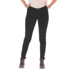 jeans mujer essential jegging negro cat