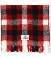 marni alpaca and mohair scarf-stole
