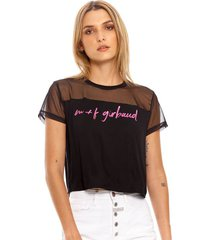 camiseta  para mujer  marithe francois girbaud