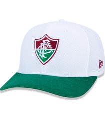 boné new era 9fifty stretch sn fluminense branco