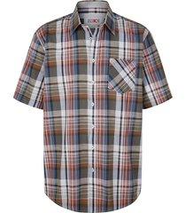 overhemd roger kent bruin