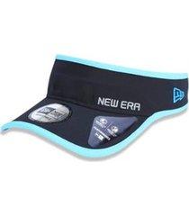 viseira branded aba curva new era