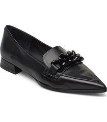 shoes 5004 loafers låga skor svart billi bi