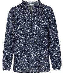 slip over blouse regular fit