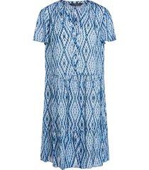 set jurk met tie-dye print