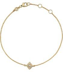 astley clarke 14kt yellow gold diamond mini interstellar bracelet