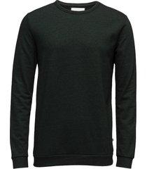enno o-n ls 7057 sweat-shirt trui grijs samsøe & samsøe