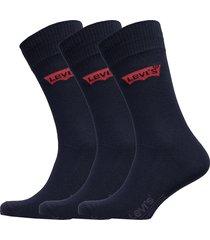 levis 168sf regular cut 3p underwear socks regular socks blå levi´s