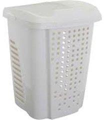 cesto para roupas rb5 branco - astra - astra