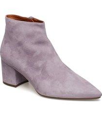 boots 8099 shoes boots ankle boots ankle boots with heel lila billi bi