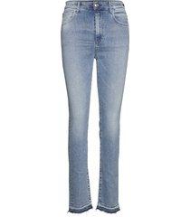 skirt skinny jeans blå replay