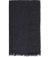 fabiana filippi scarf with fringes