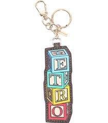 etro etro toys key chain