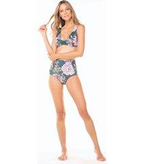 bikini estampado corpo swimwear primitiva-verde-verde