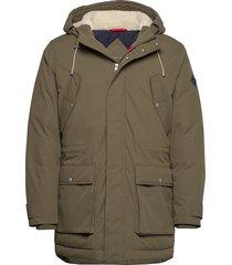 d2. the arctic parca parka jas groen gant