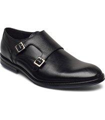citistridemonk shoes business monks svart clarks