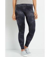 maurices womens high rise tie dye active full length leggings