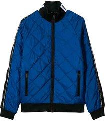 dkny blue jacket