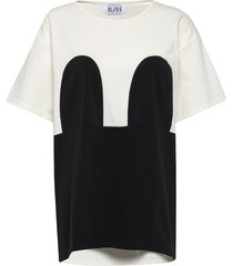 mickey loose tee t-shirts & tops short-sleeved wit r/h studio