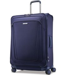 "samsonite silhouette 16 30"" softside expandable spinner suitcase"