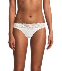 la perla women's ambra brazilian briefs - natural - size s