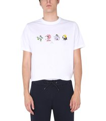ps by paul smith 4 monkies t-shirt