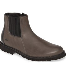 cloud phad bootie, size 7.5us in grey leather at nordstrom