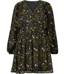 klänning vmhadde ls short gathering dress