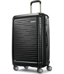 "samsonite silhouette 16 25"" hardside expandable spinner suitcase"