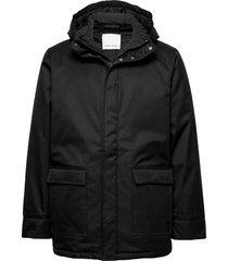 bel jacket 11183 regenkleding zwart samsøe & samsøe