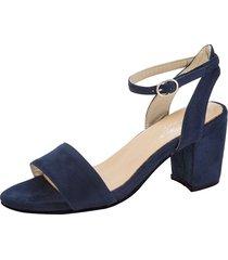 sandaletter klingel marinblå