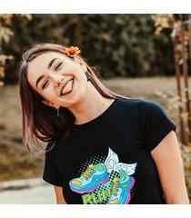 koszulka damska organiczna run