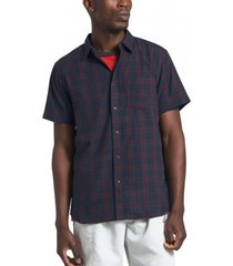 camisa short sleeve hammetts ii azul the north face