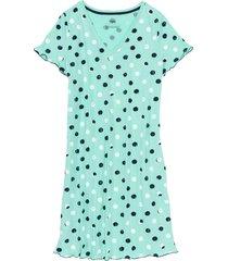 camicia da notte (verde) - bpc bonprix collection