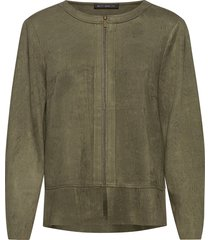 blazer jacket short 1/1 sleeve blazer colbert groen betty barclay