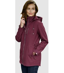 softshell jas paola donkerpaars