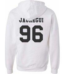 jauregui 96 black ink on back lauren jauregui white hoodie s to 3xl