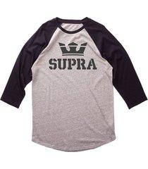t-shirt lange mouw supra -