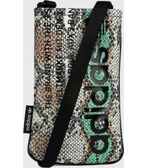 bolso multicolor adidas originals pouch