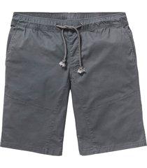 bermuda con elastico (grigio) - bpc bonprix collection