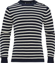 tröja dadin stripe knit