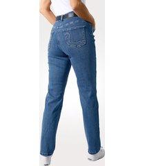 jeans mona lichtblauw